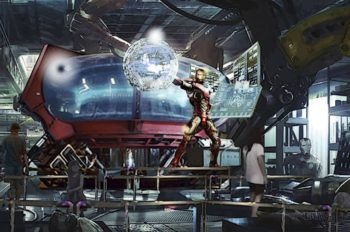 Disneyland Paris Unveils Plans for New Marvel-Themed Attraction