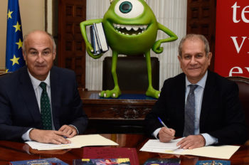 Disney and the Spanish Ministry of Education, Culture and Sport invite the young to read