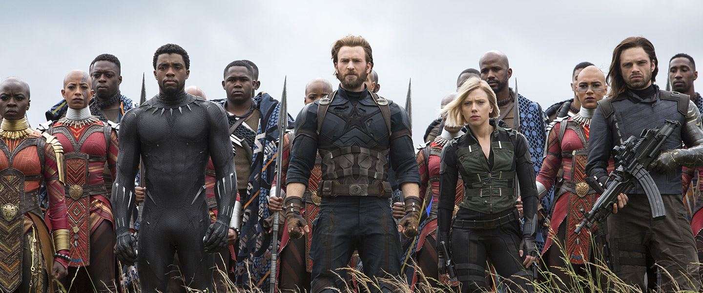 Disney UK teams up with eBay and Clarks UK to celebrate the release of 'Avengers: Infinity War'