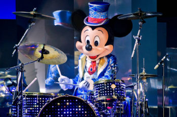 Disney Loves Jazz, Soiree of Jazz at Disneyland Paris premieres on 29th September 2018