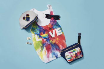 Disney Store launches Rainbow Mickey Collection as part of PRIDE 2018 celebrations