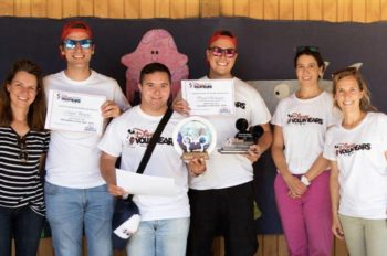 VoluntEARS Day for TWDC Cast Members in Madrid