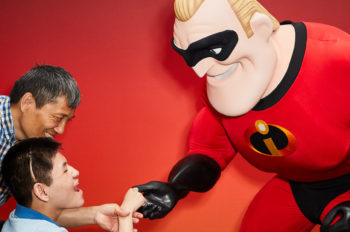 Disney UK and charity partners, together create over 500 Moments that Matter in May