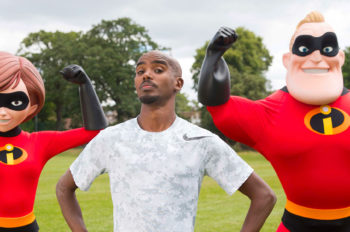 Disney UK launches 24 Hour Challenge with Sir Mo Farah