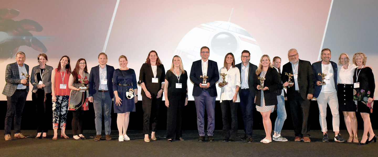 Golden Mickey Awards: The Walt Disney Company Germany honors licensees (German)