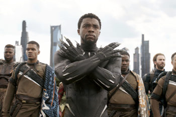Fans assemble in Africa and push Avengers: Infinity War to become the second highest grossing film of all time