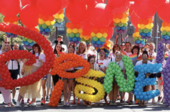 Disney Makes First Appearance at Pride in Dublin