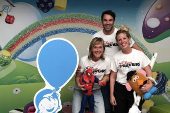 Disney VoluntEARS in the Netherlands Help Create 7,118 Birthday Boxes for Children Living in Poverty