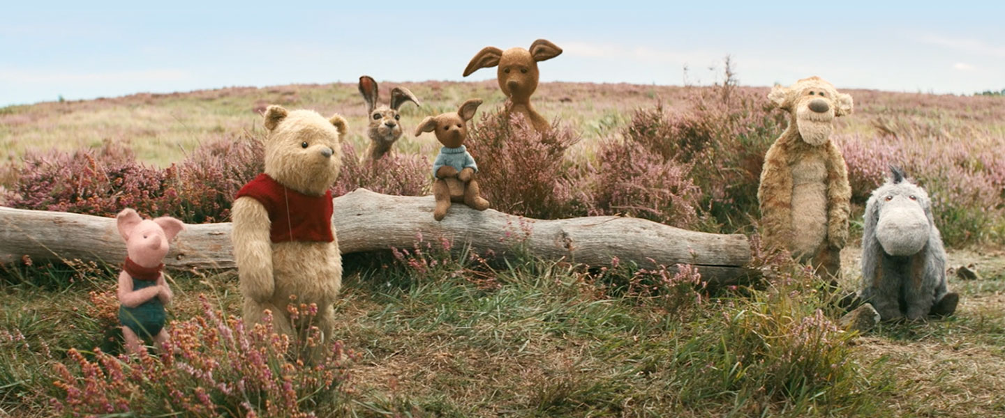 Disney UK collaborates with P&G and Sony for the release of Christopher Robin