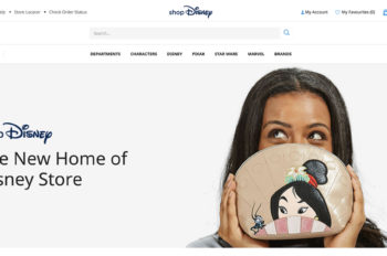 Disney EMEA launches new e-commerce destination – shopDisney