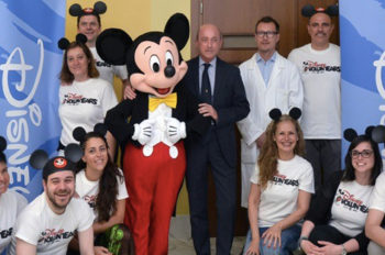 Disney Italia Celebrates 80th Anniversary with Disney VoluntEARS