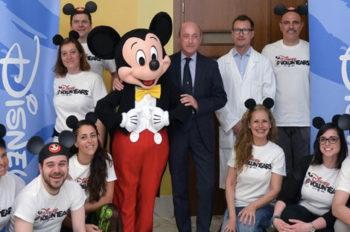 Disney Italia Celebrates 80th Anniversary with Disney VoluntEARS