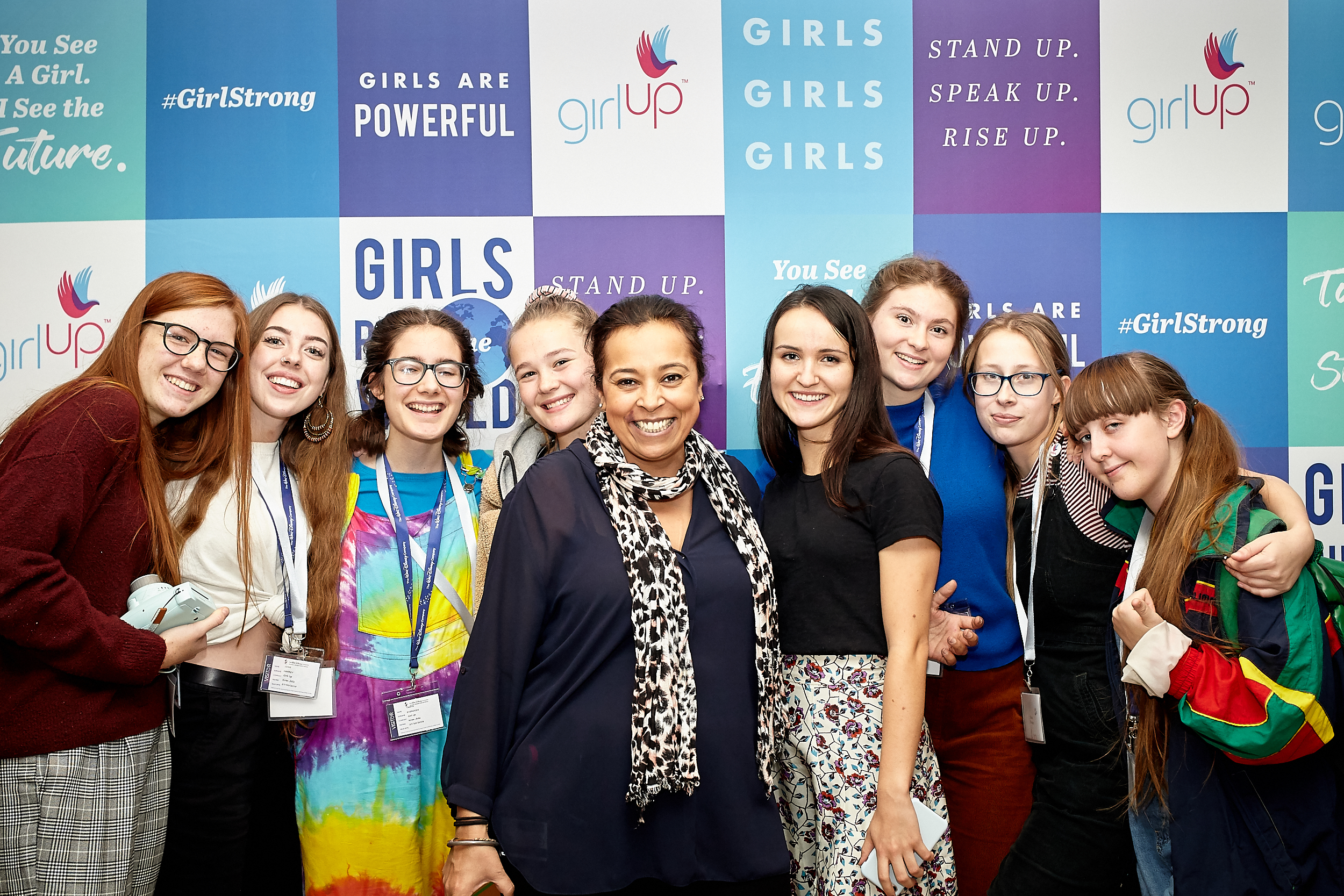 First UK Girl Up Leadership Summit Held in Disney's London Office