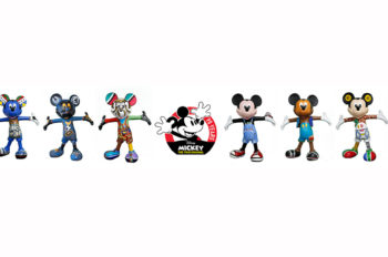 Disney Africa & Art Eye Unveil Mickey The True Original Art Collaboration