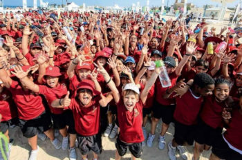 Disney MENA and Dubai Fitness Challenge Inspire the Youth of Dubai to be More Active