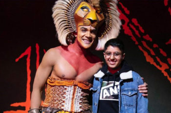 The Lion King and Centrepoint Building Resilience Through Experience