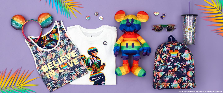 The Walt Disney Company EMEA Celebrate Pride 2019