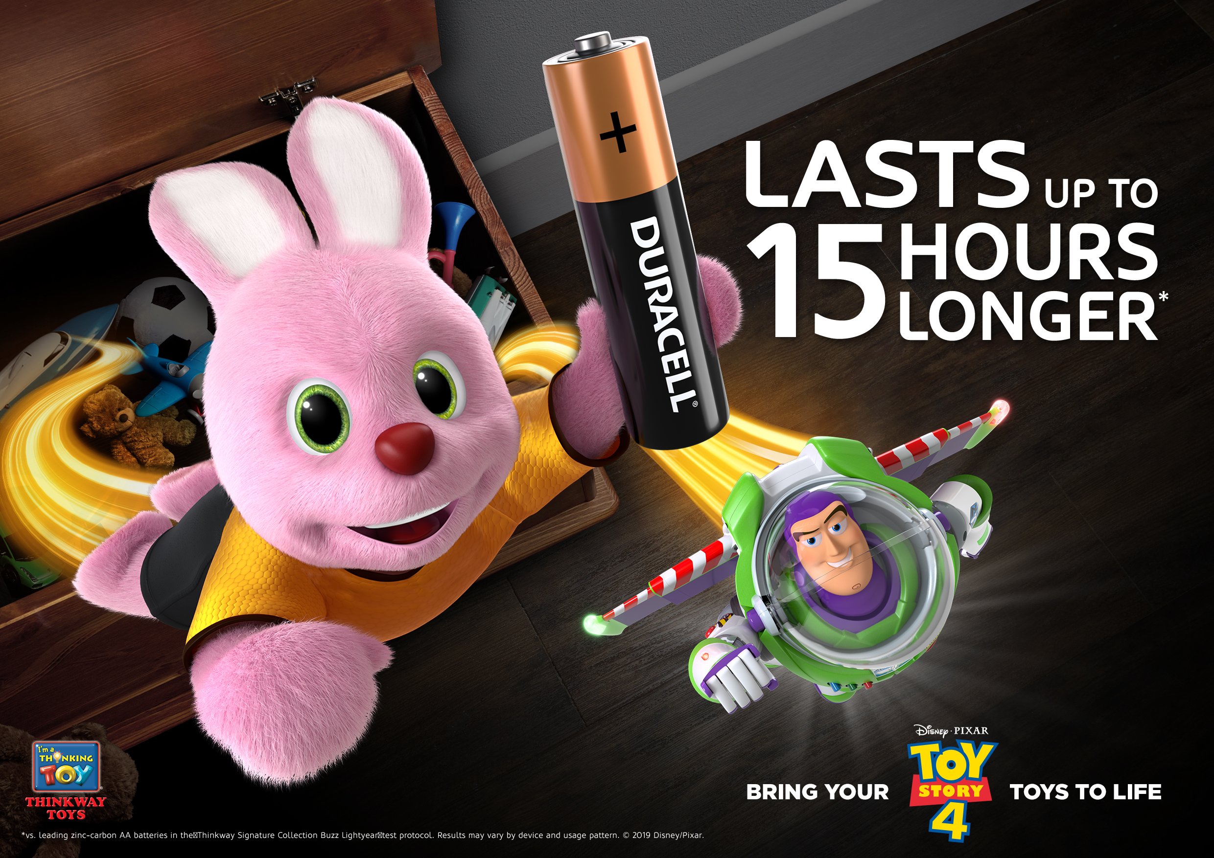 Disney EMEA Collaborates with Eight Major Brands to Celebrate Disney and Pixar's Toy Story 4 Movie Release