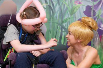 Together, celebrating Children's Hospice Week in the UK