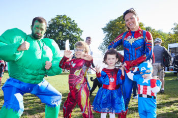 Disney UK Lends the Power of Marvel to Inspire People with Disabilities to Get Active