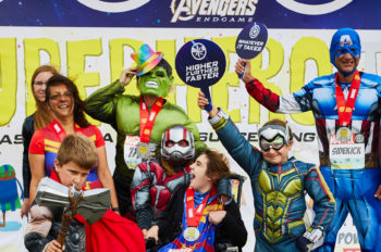 Marvel Helps Everyday Super Heroes Find Their Power In An All-New Mission This Summer – At Home Superheroes