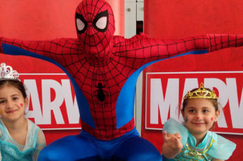 Disney in Partnership with Munich Children's Hospitals deliver Moments that Matter