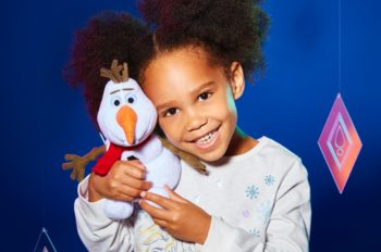 Disney Store is Donating Olaf Toys to Charities Across Europe This Christmas
