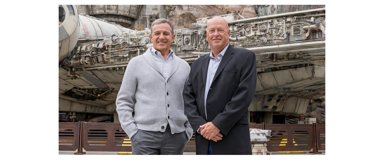 Bob Chapek Named Chief Executive Office of The Walt Disney Company