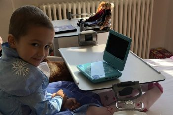 Disney Germany Created A Magical Moment That Mattered, Granting A Special Frozen Wish For Seriously Ill Lilly-Jane