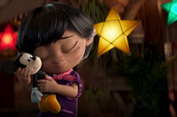 Disney Launches Heart-Warming Christmas Campaign in Support of Make-A-Wish®, Celebrating 40-Year Partnership Together