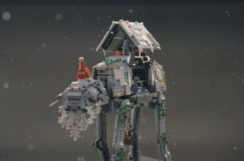 "Star Wars: Force for Change, FIRST, and the LEGO Group Launch a  ""LEGO® Star Wars Holiday Contest"""