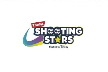 The FA and Disney encourage children to be active at home with Shooting Stars