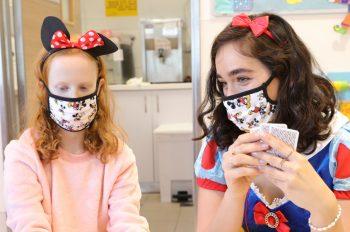 The Walt Disney Company Israel donates 5,000 face coverings to the Dana-Dwek Children's Hospital in Tel Aviv
