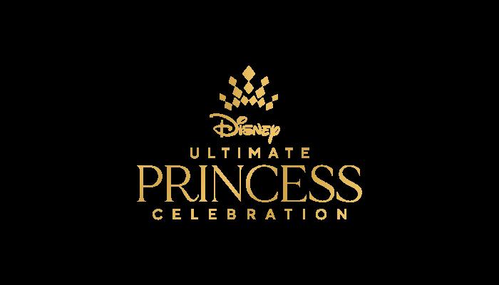 "Image reads ""Ultimate Princess Celebration"""