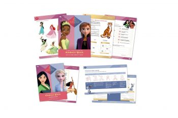Into Film and Disney UK launch Ultimate Princess Celebration: Kindness Quest learning resource to promote kindness and bravery