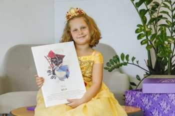 New Disney Princess Story Collection Launches with 14 Real Life Tales of Courage and Kindness