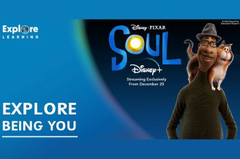 """Disney and Pixar's """"Soul"""" and Explore Learning join forces in Aspirational Multi-Platform Campaign"""