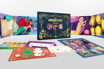 Princess adventure packs
