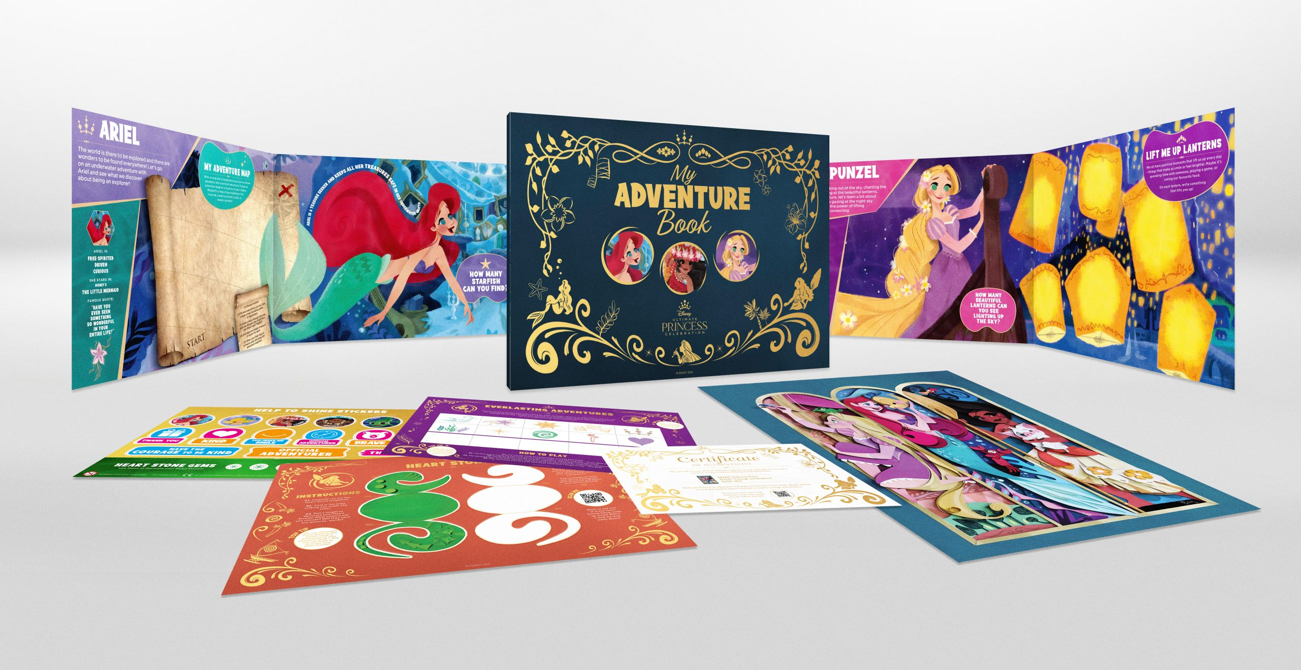 Disney EMEA creates 45,000 adventure packs for hospitals and places of care as part of the Ultimate Princess Celebration campaign