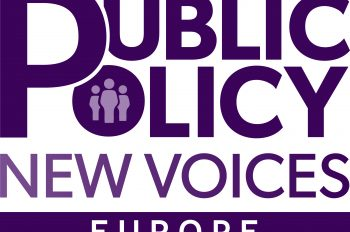 Public Policy New Voices Europe Logo
