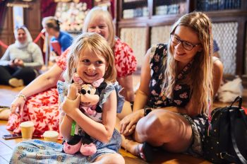 Disney and Make-A-Wish UK Create a new and unique Disney Wish Experience For Wish Children in the UK during the pandemic