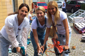 Disney VoluntEARS Day in Germany and Austria (German)