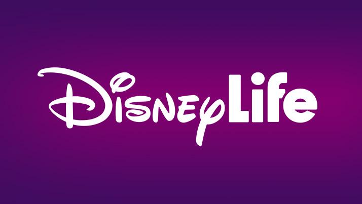 DisneyLife history
