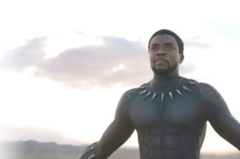 'Black Panther' – In Cinemas from 12th February 2018