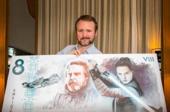 'Star Wars: The Last Jedi' commemorative note