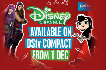 Disney Channel Africa into Compact