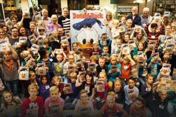 Netherlands 'Donald Duck' Magazine 65th Birthday