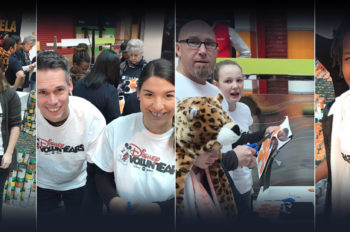 VoluntEARs in South Africa support Mandela Day projects