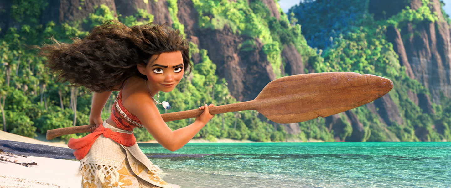 Disney's Moana Hour of Code Tutorial