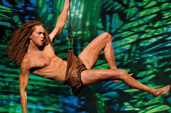 'Disney Musical Tarzan' – Denmark